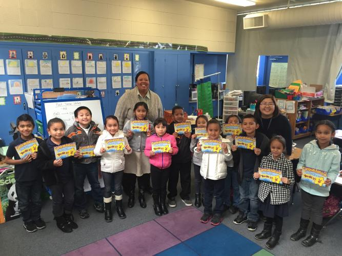 Mrs. Saelee's High Frequency Word Celebration